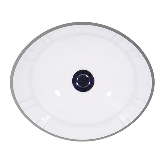 Icera Undermount Bathroom Sinks item 1022.000.01