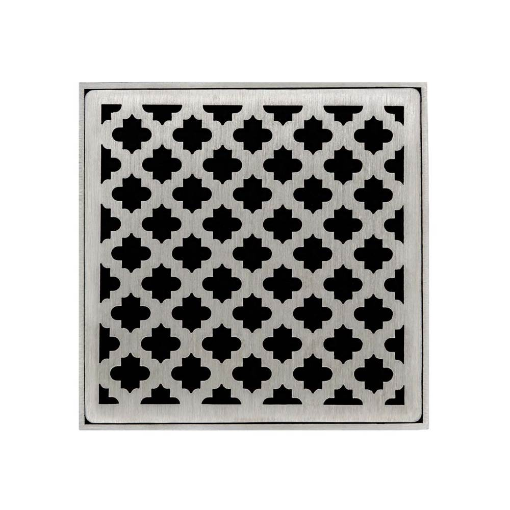 Infinity Drain Drain Covers Shower Drains item MS 4 SS