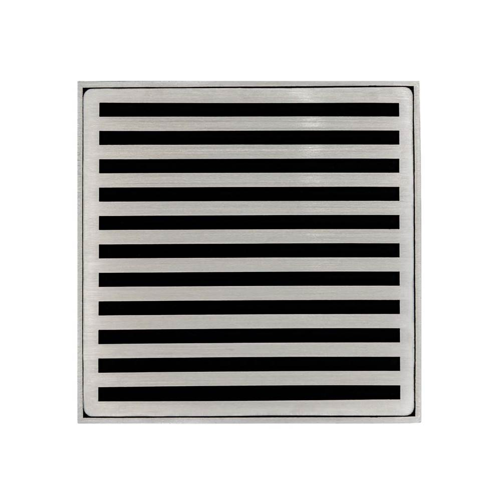 Infinity Drain Drain Covers Shower Drains item NS 5 SS