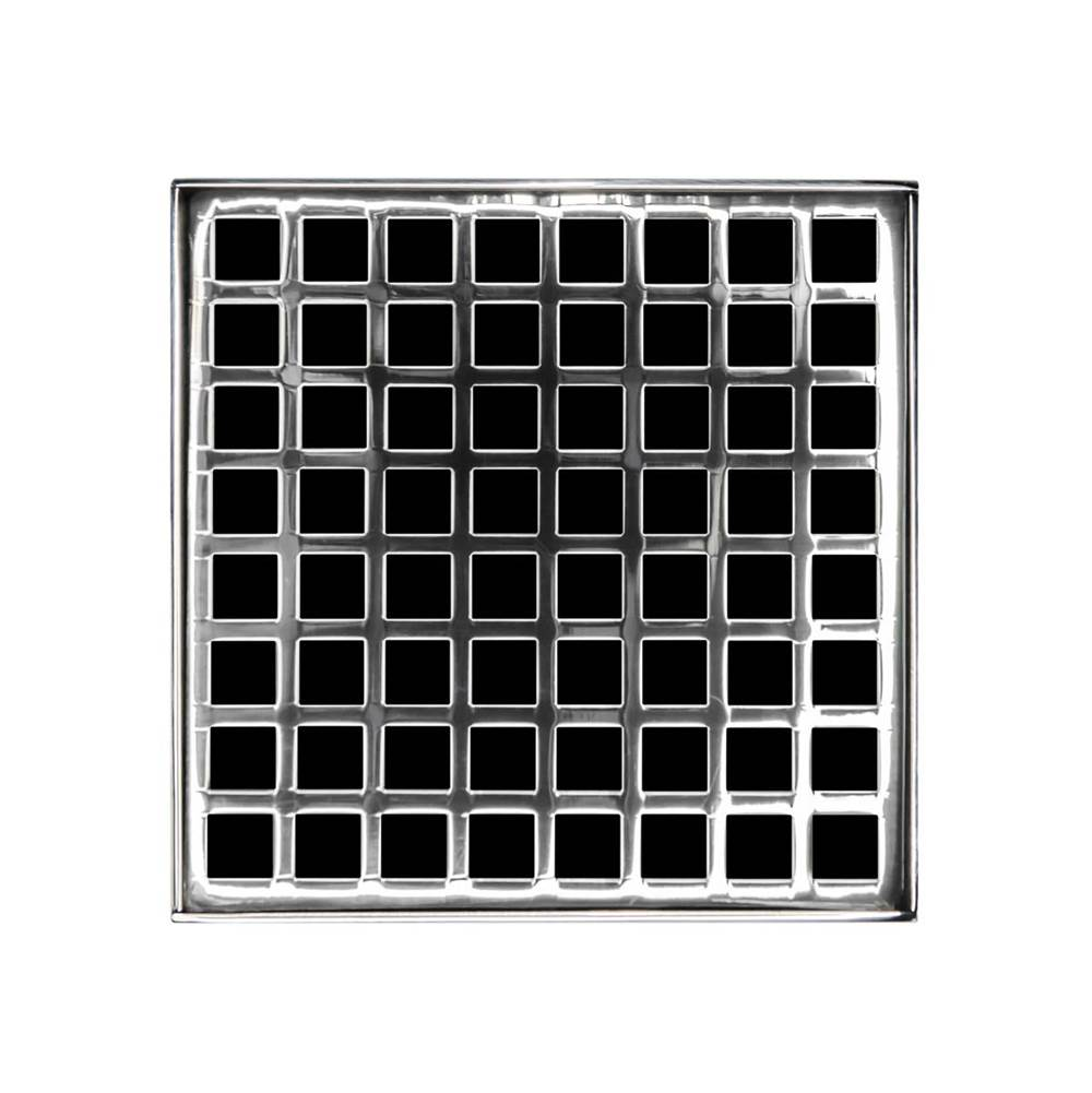 Infinity Drain Drain Covers Shower Drains item QS 4 PS