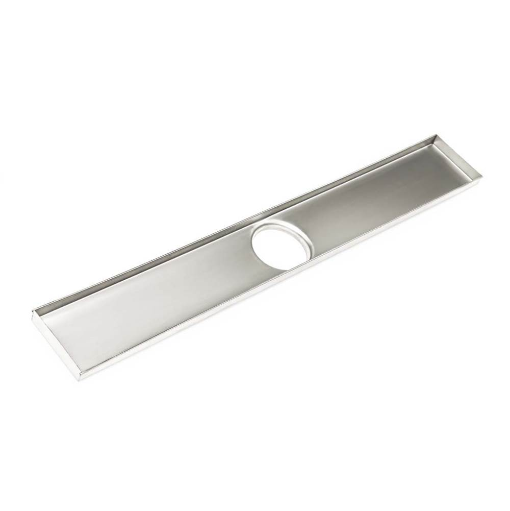 Infinity Drain Parts Shower Drains item XC 12542 SS