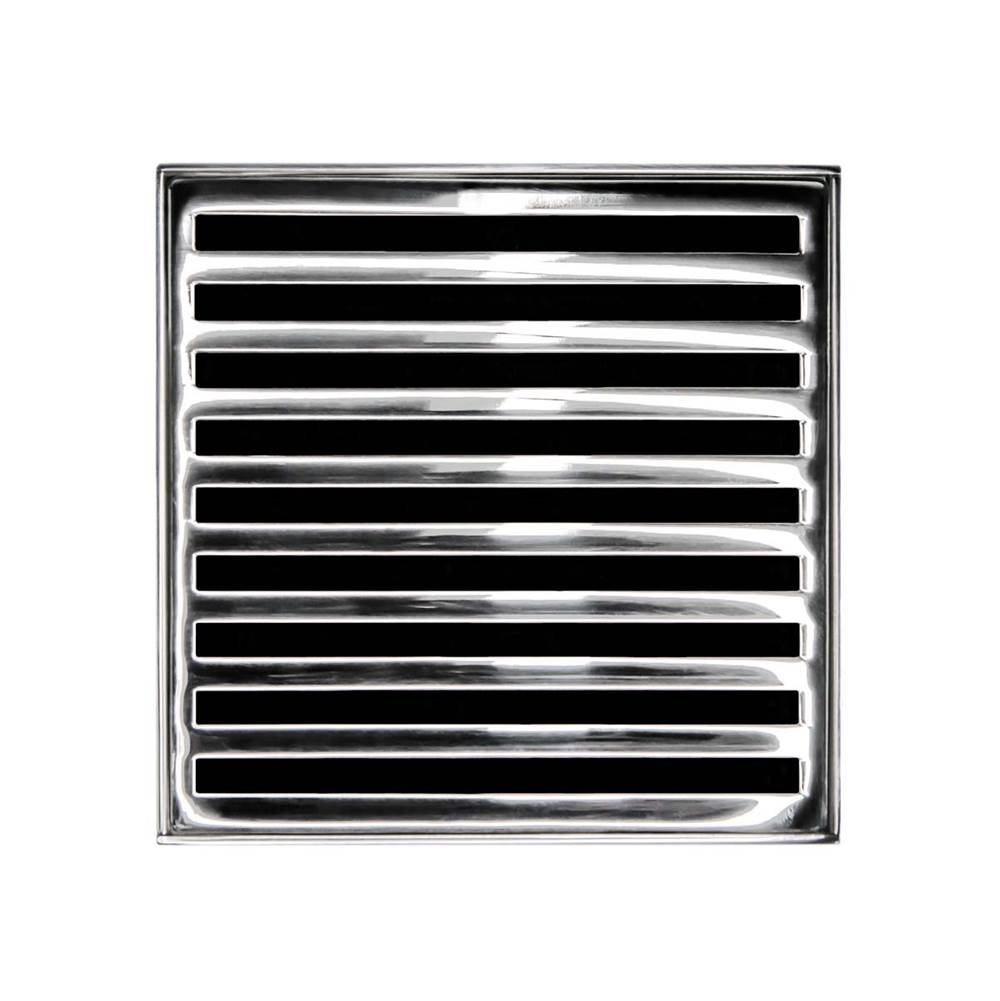 Infinity Drain Drain Covers Shower Drains item NS 4 PS
