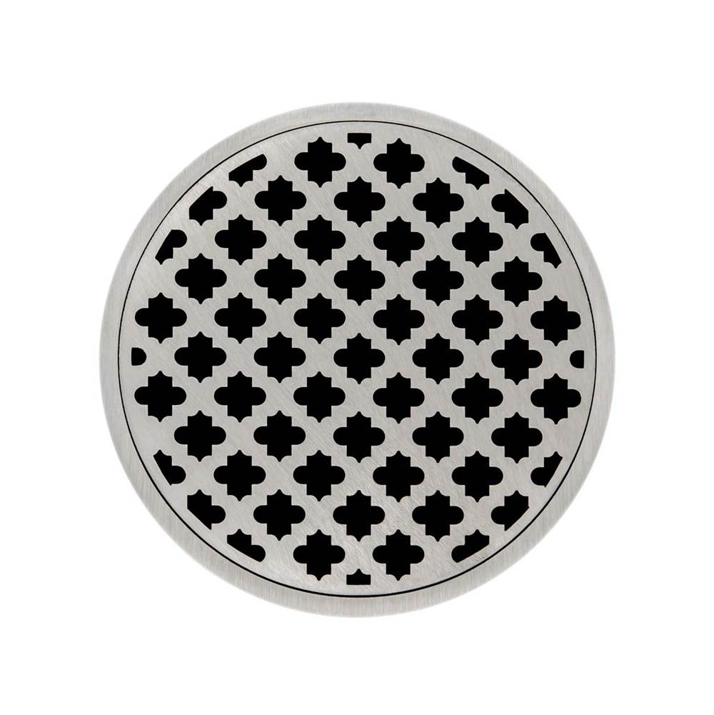 Infinity Drain Drain Covers Shower Drains item RMS 5 SS