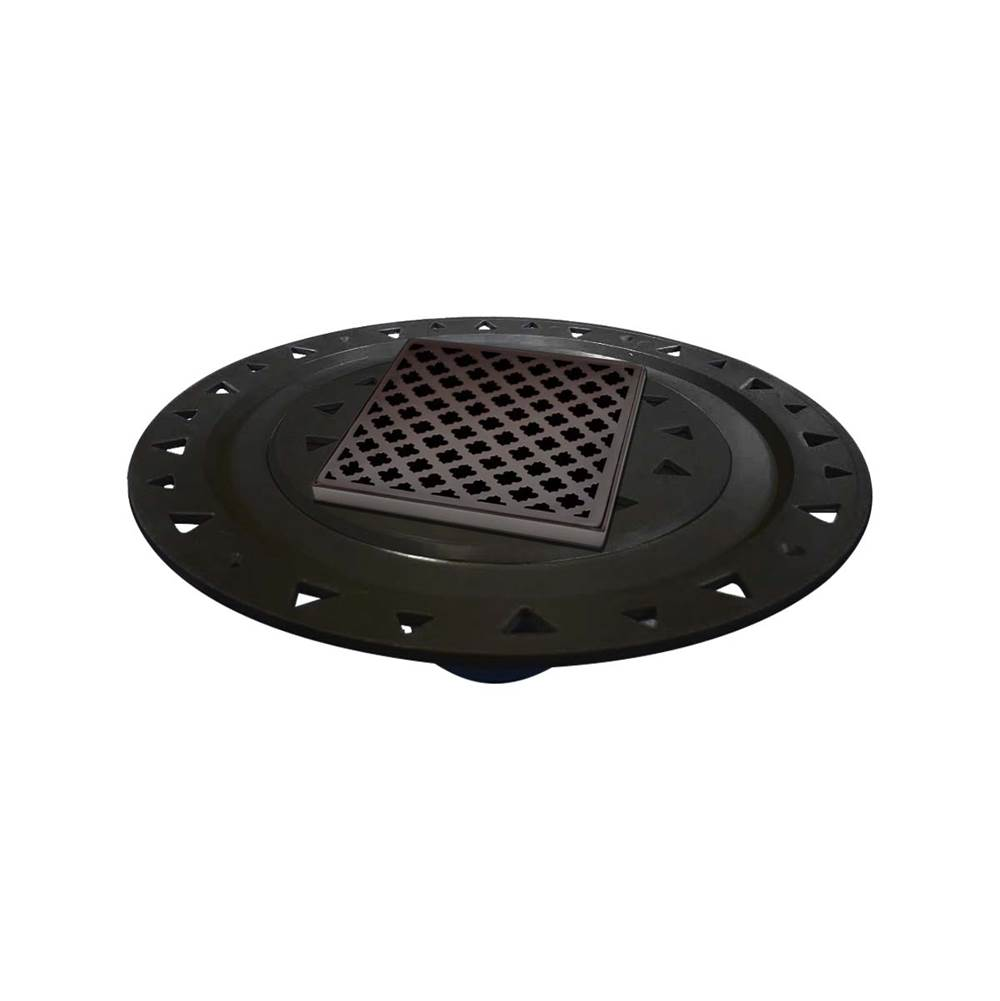 Infinity Drain Flanged Commercial Drainage item MDB 5-A ORB