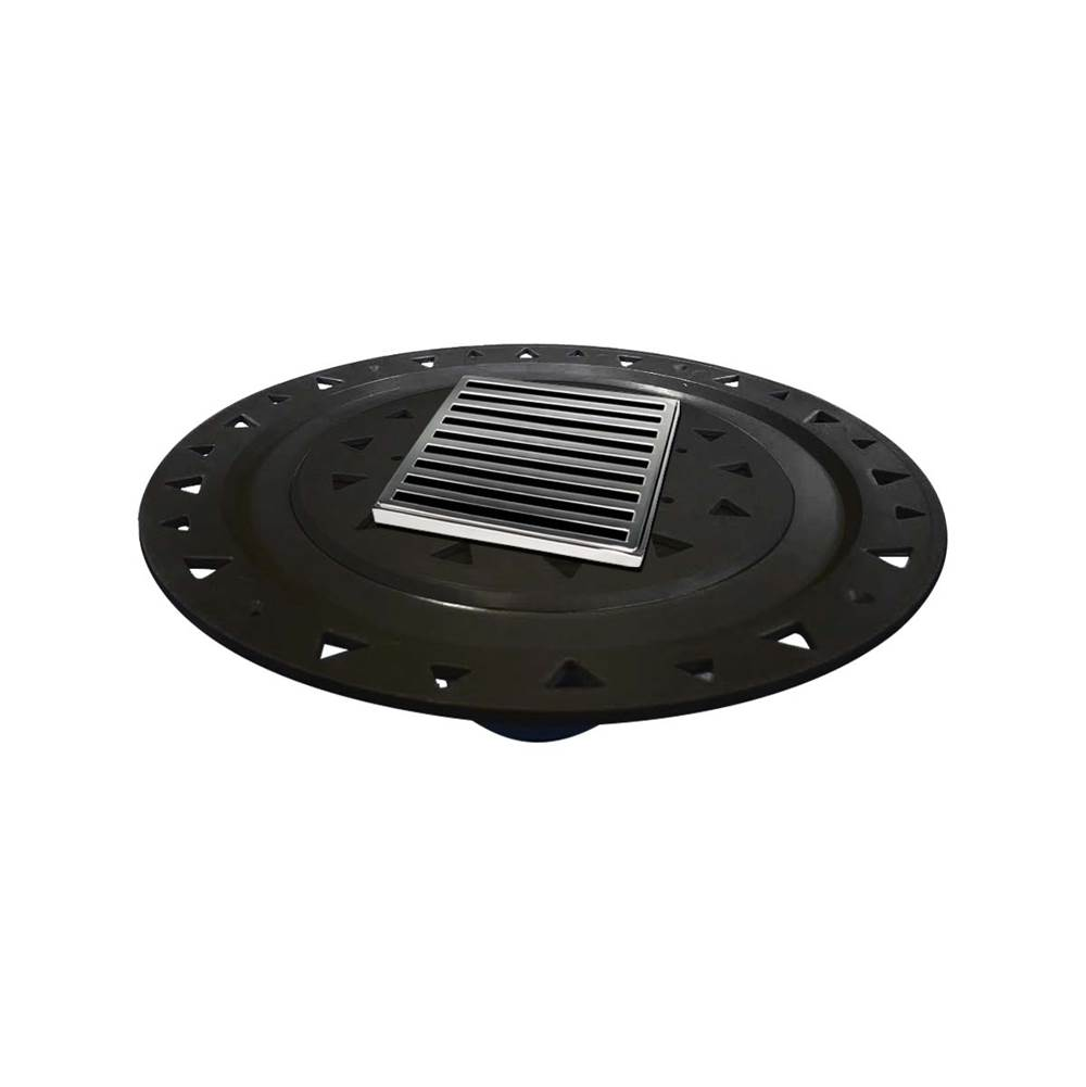 Infinity Drain Flanged Commercial Drainage item NDB 4-A ORB