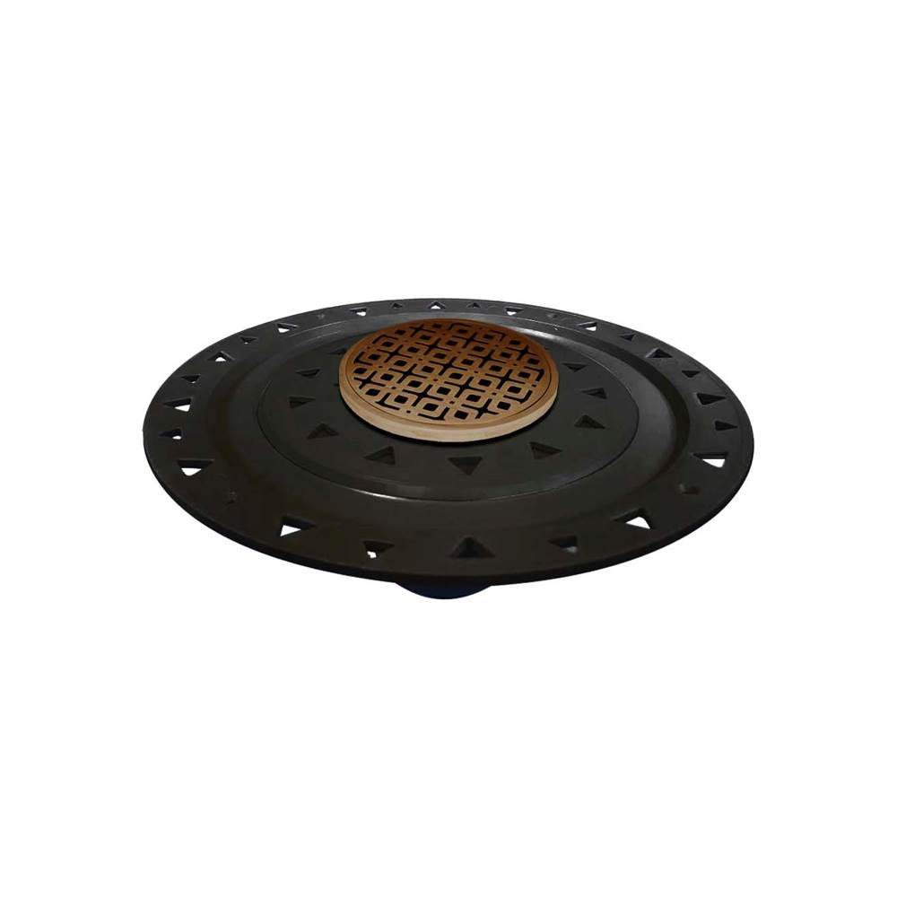 Infinity Drain Flanged Commercial Drainage item RKDB 5-A SB
