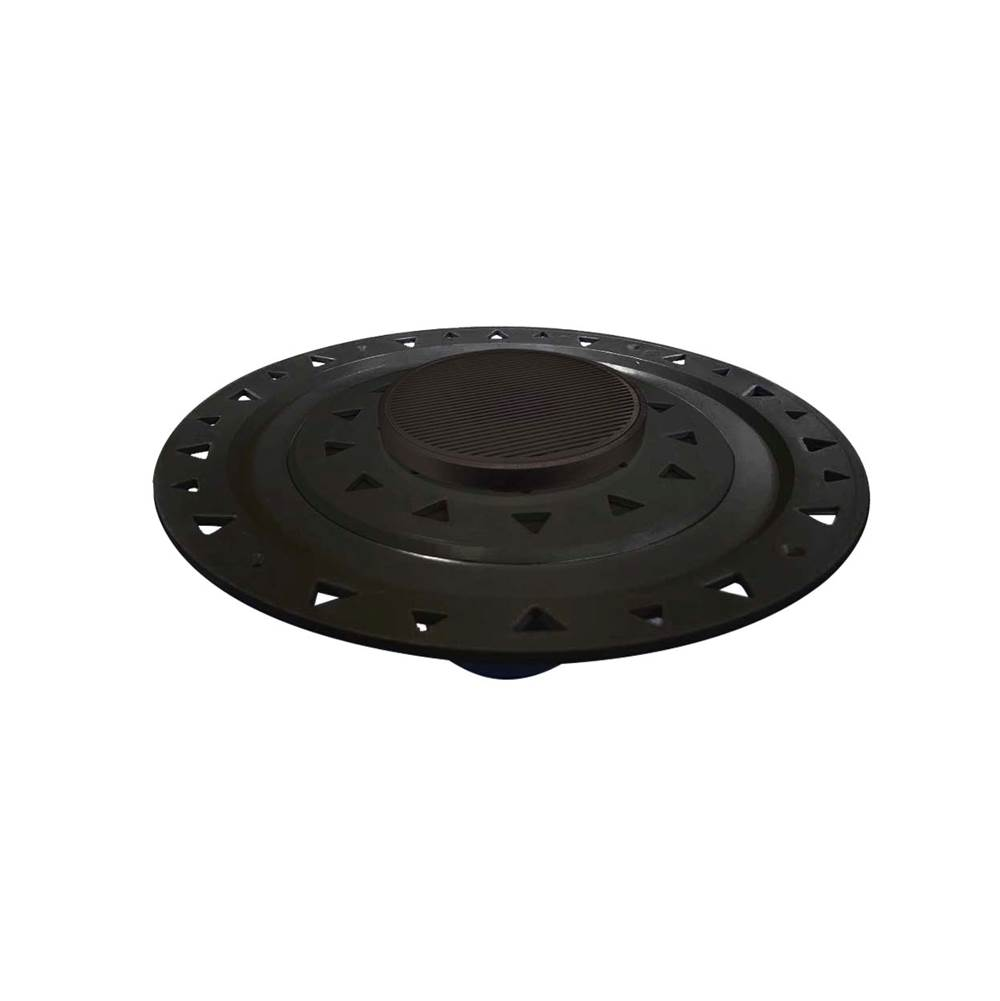 Infinity Drain Flanged Commercial Drainage item RWDB 5-A ORB