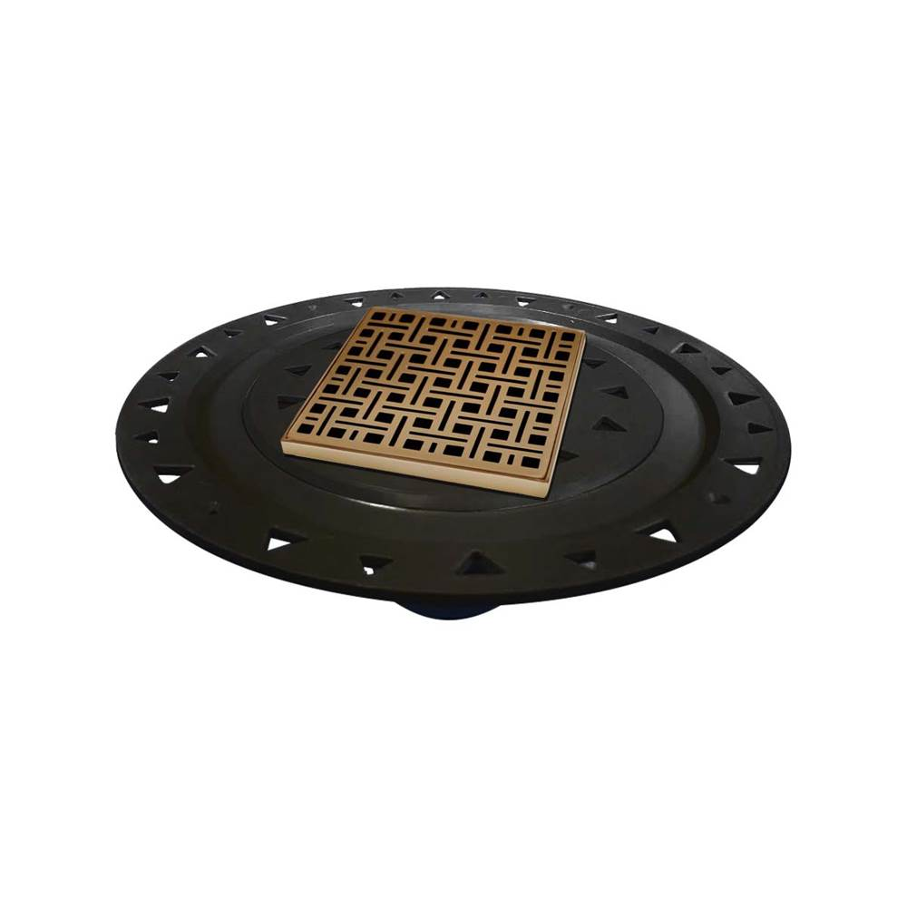 Infinity Drain Flanged Commercial Drainage item VDB 5-A SB