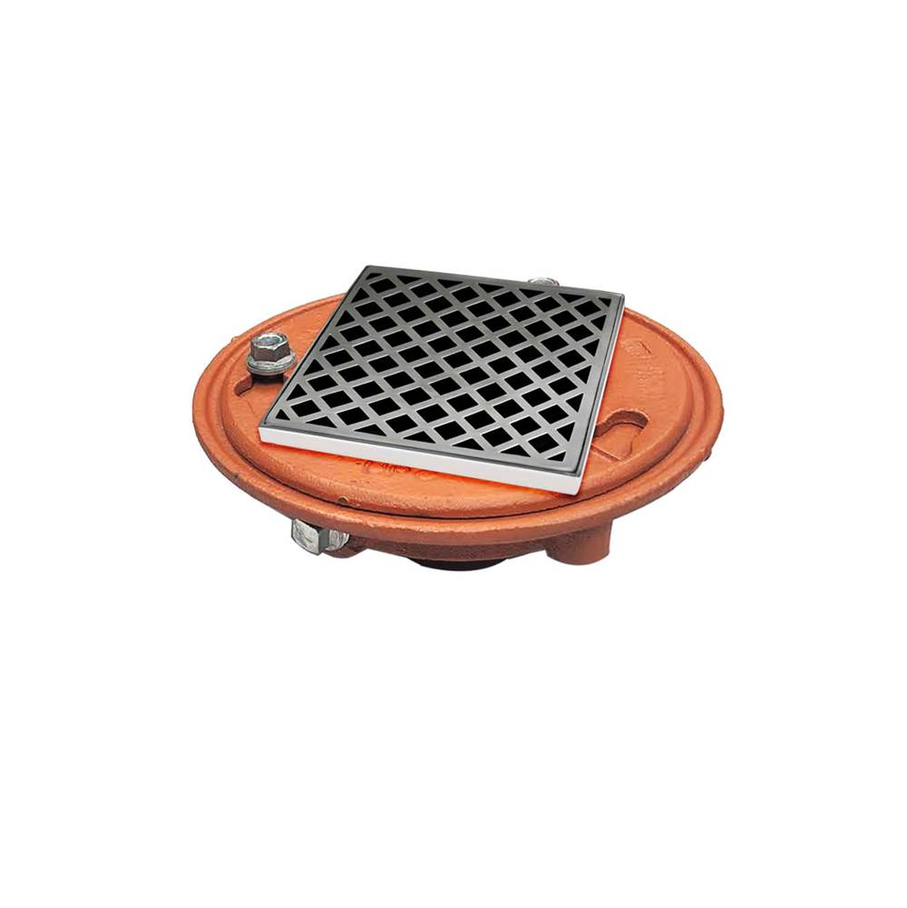 Infinity Drain Parts Shower Drains item XD 5-3I SS