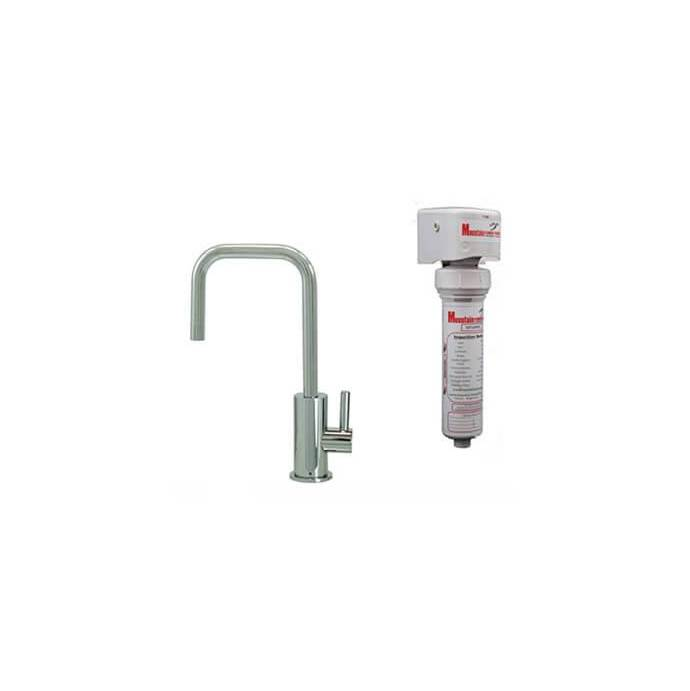 Mountain Plumbing Cold Water Faucets Water Dispensers item MT1833FIL-NL/PVDPN