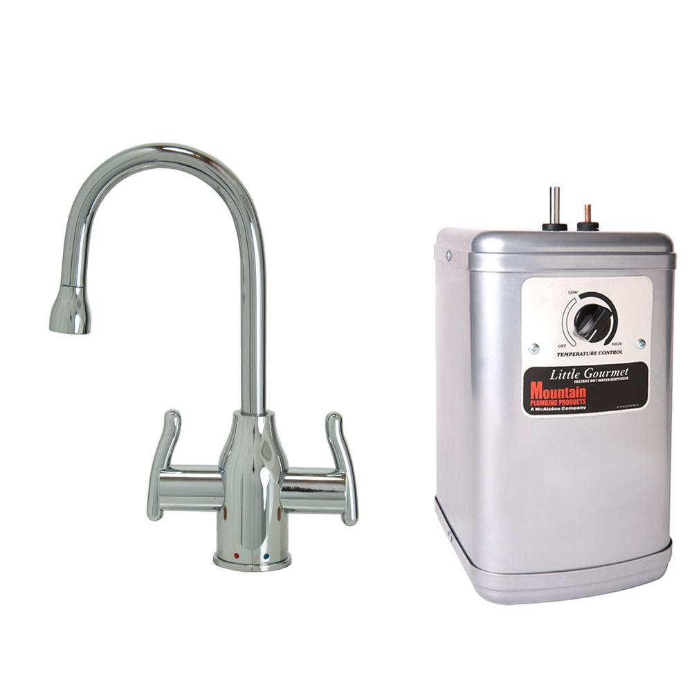 Mountain Plumbing Hot And Cold Water Faucets Water Dispensers item MT1801DIY-NL/VB