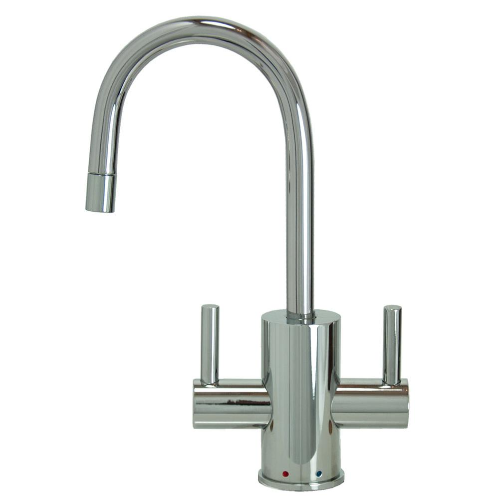 Mountain Plumbing Hot And Cold Water Faucets Water Dispensers item MT1841-NL/PVDBRN