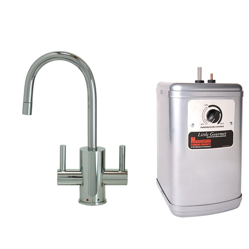 Mountain Plumbing Hot And Cold Water Faucets Water Dispensers item MT1841DIY-NL/VB