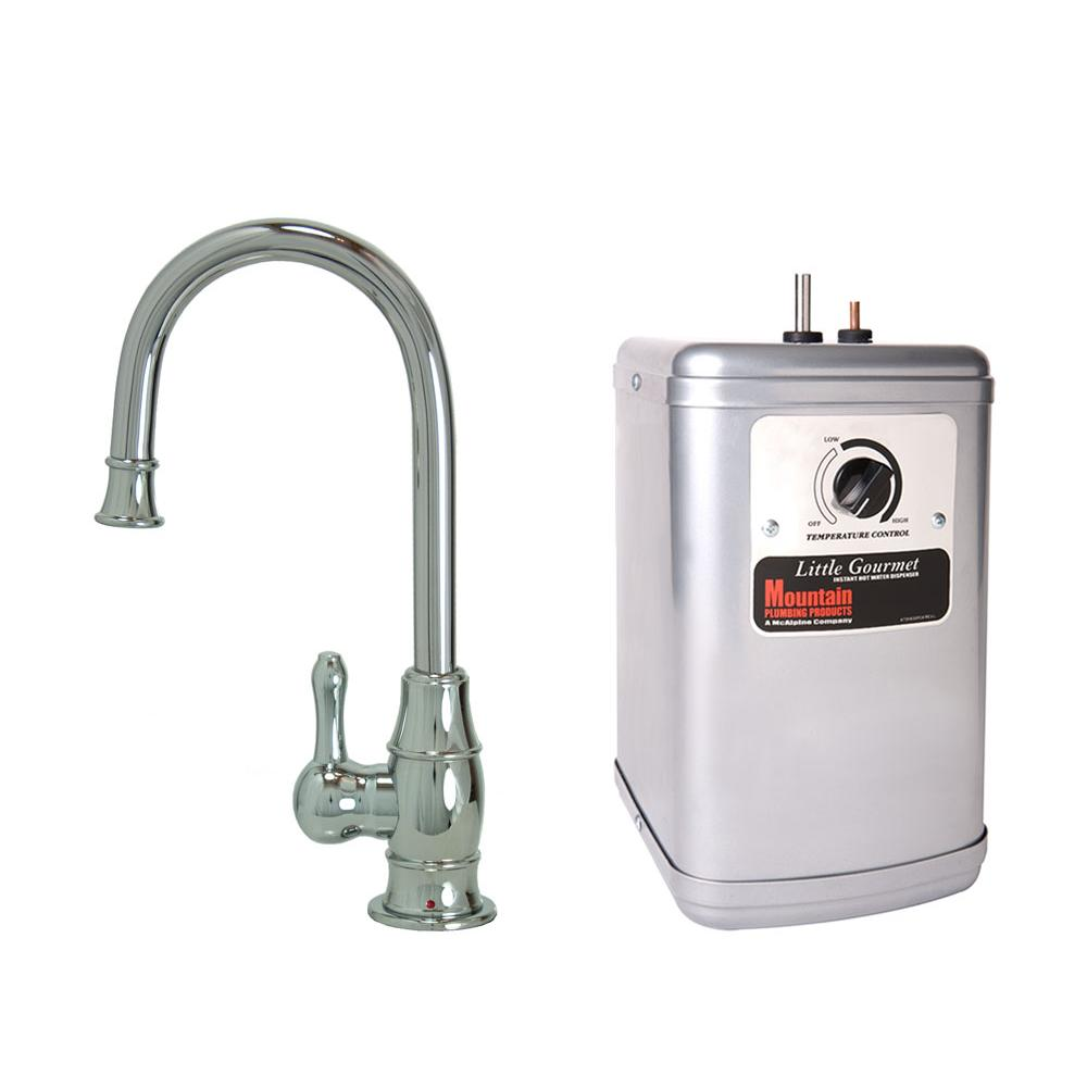 Mountain Plumbing Hot Water Faucets Water Dispensers item MT1850DIY-NL/CPB