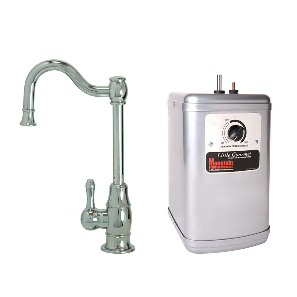 Mountain Plumbing Hot Water Faucets Water Dispensers item MT1870DIY-NL/PVDPN