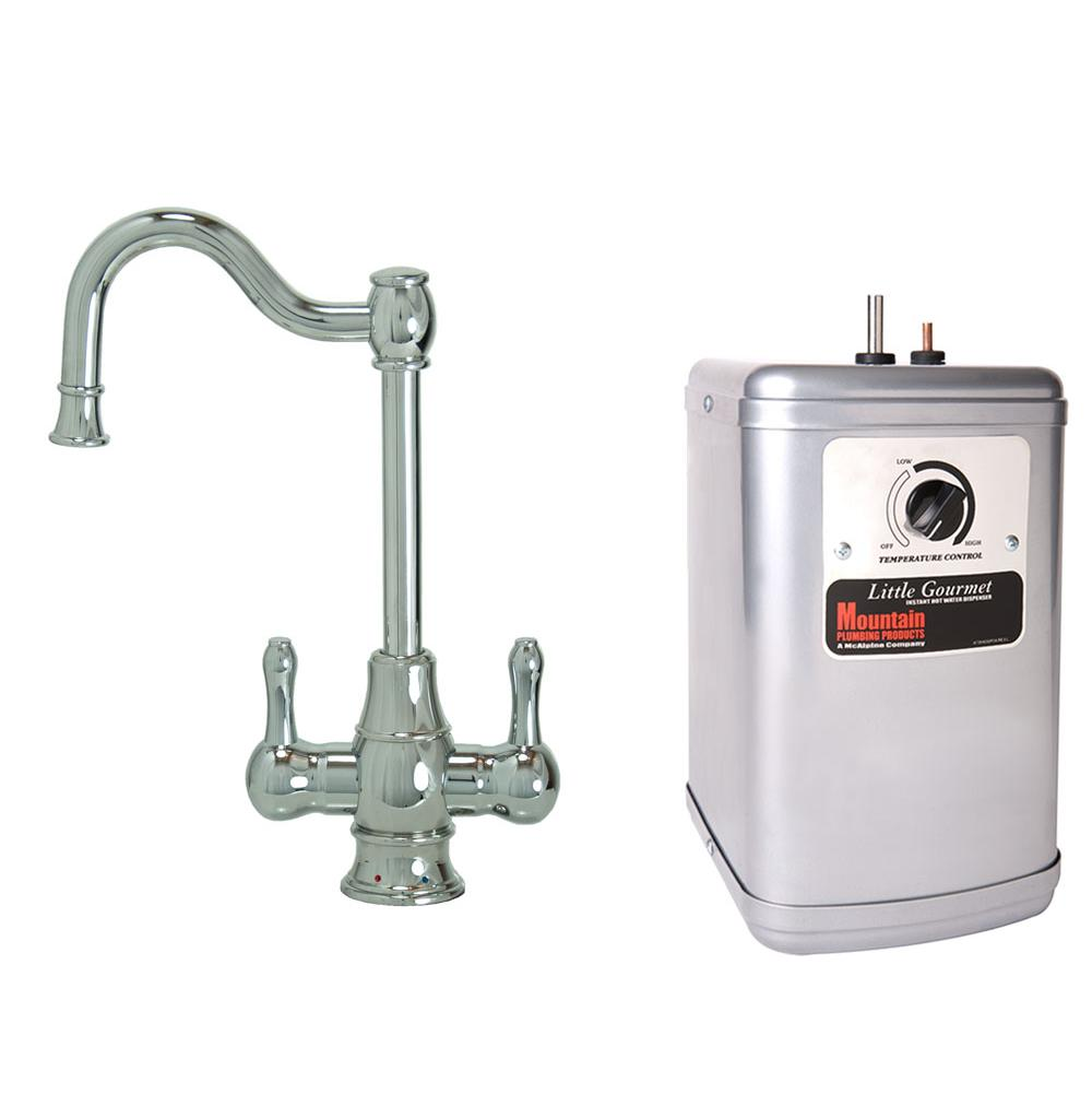 Mountain Plumbing Hot And Cold Water Faucets Water Dispensers item MT1871DIY-NL/ORB