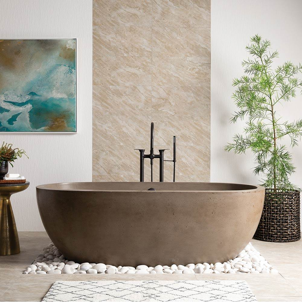 Native Trails Free Standing Soaking Tubs item NST7236-E