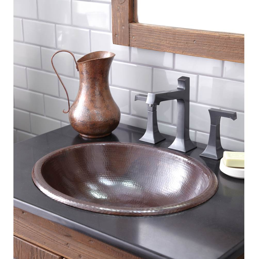Native Trails Drop In Bathroom Sinks item CPS240