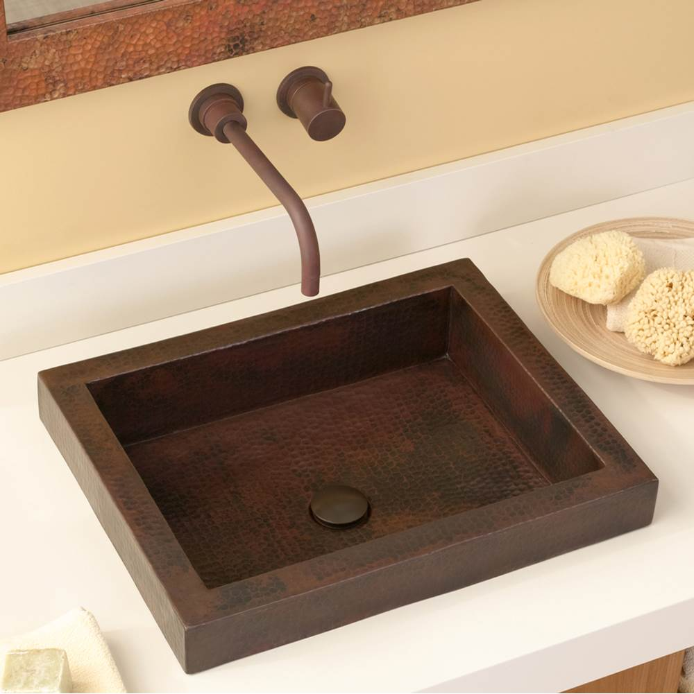 Native Trails Drop In Bathroom Sinks item CPS246