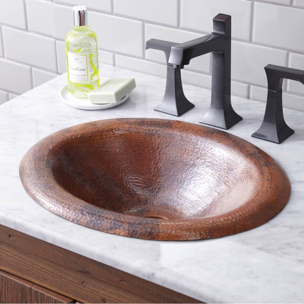 Native Trails Drop In Bathroom Sinks item CPS386