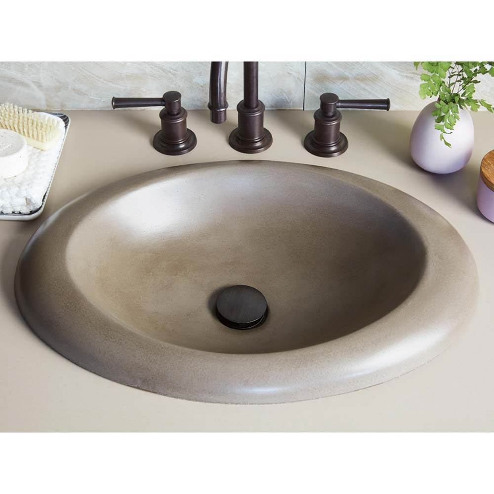 Native Trails Drop In Bathroom Sinks item NSL2115-E