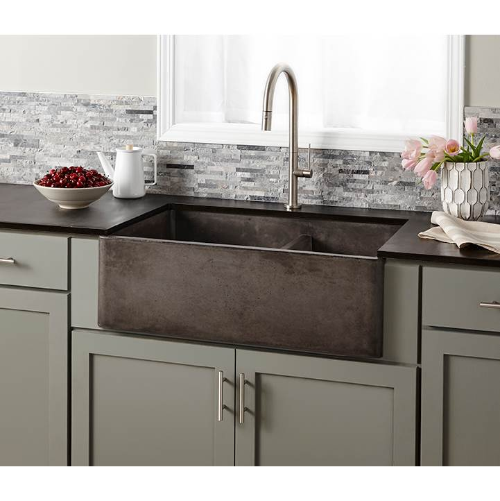 Native Trails Farmhouse Kitchen Sinks item NSKD3321-S
