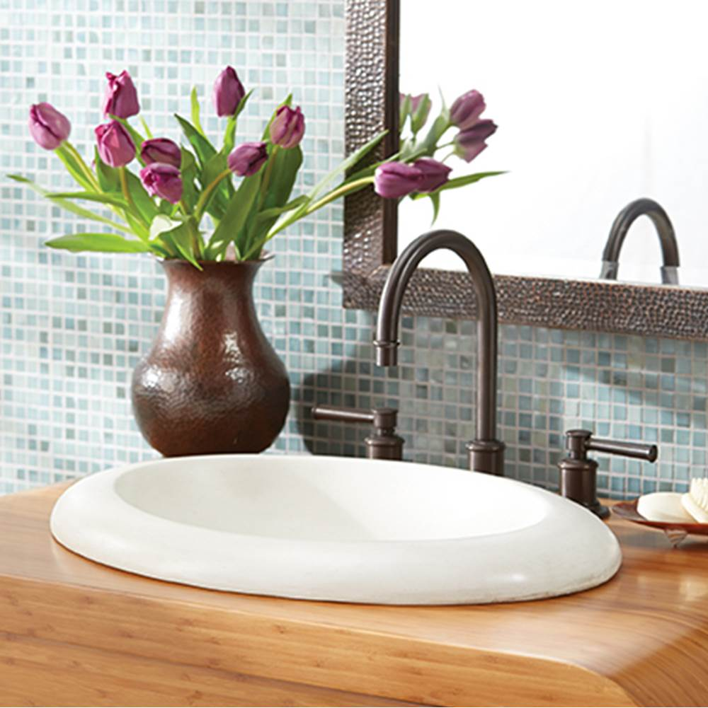 Native Trails Drop In Bathroom Sinks item NSL2115-P