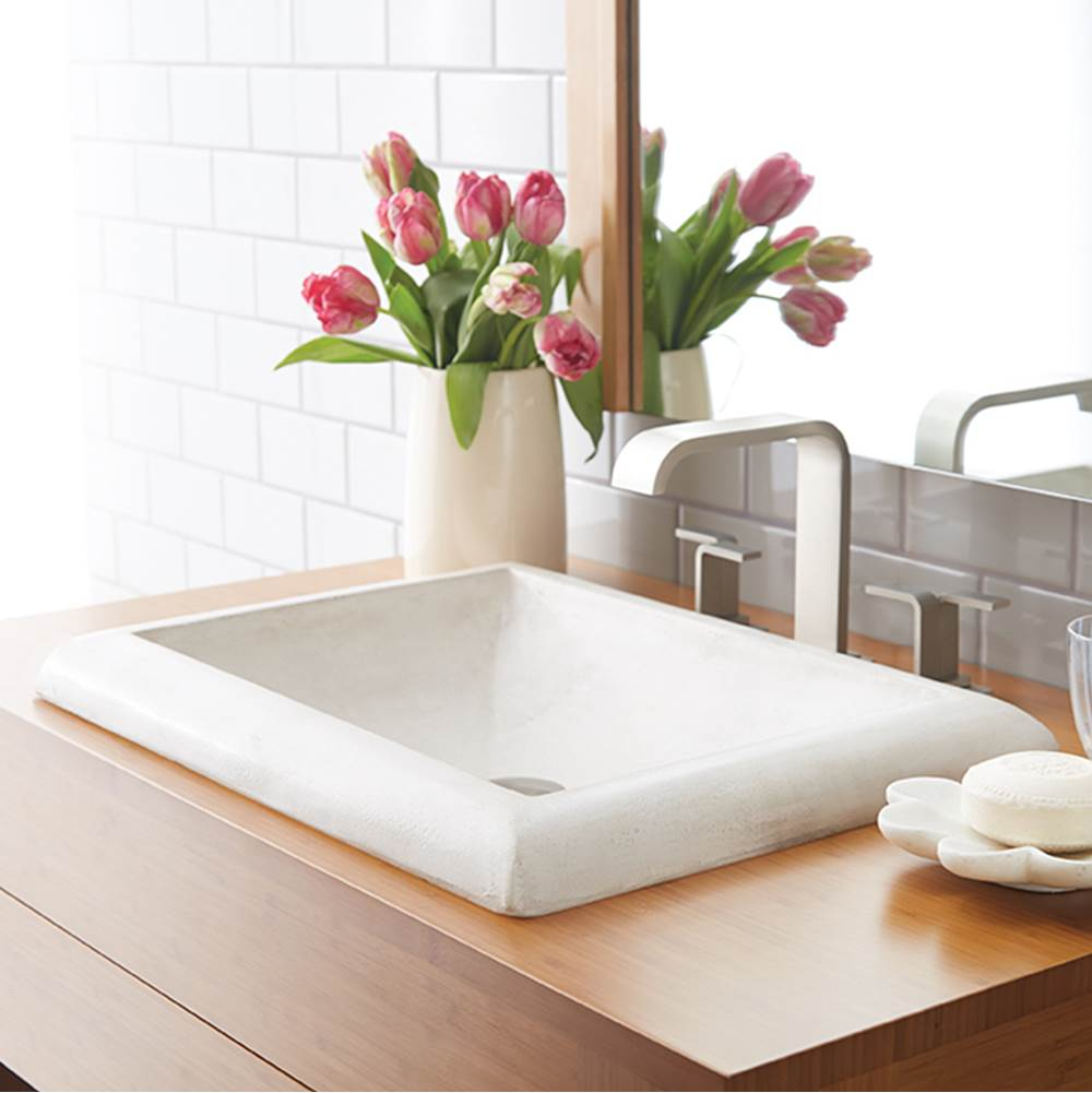 Native Trails Drop In Bathroom Sinks item NSL2216-P
