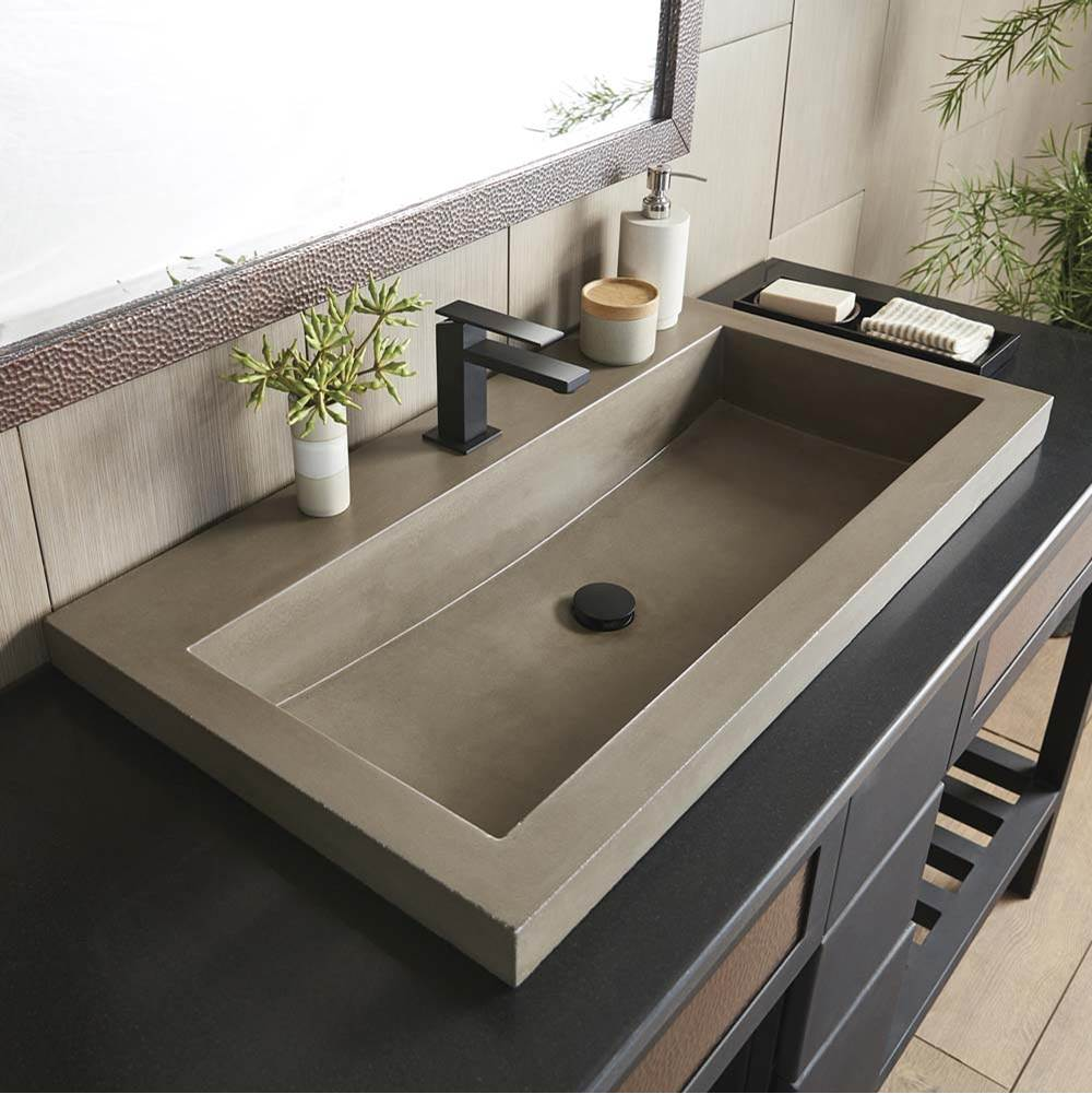 Native Trails Drop In Bathroom Sinks item NSL3619-E