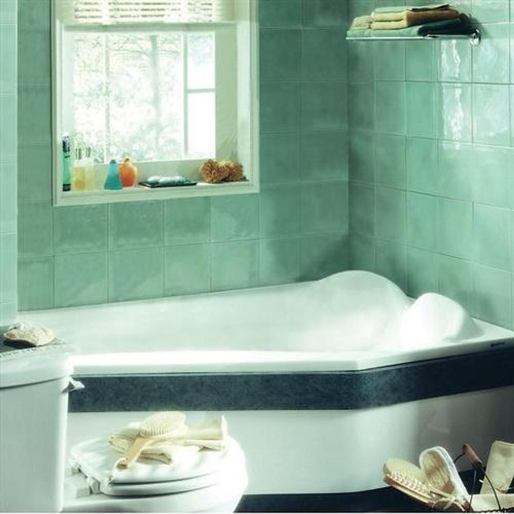 Neptune Three Wall Alcove Whirlpool Bathtubs item 15.15341.100030.26