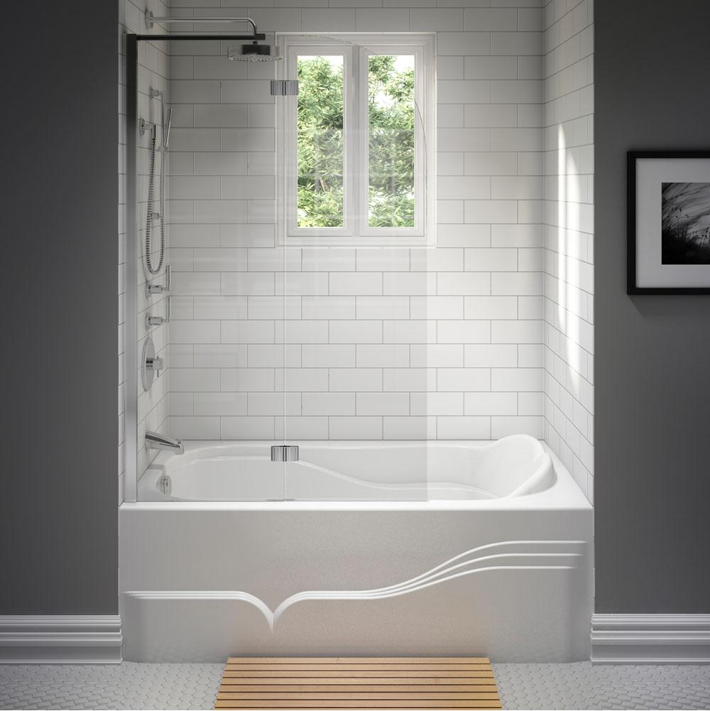 Neptune Three Wall Alcove Air Bathtubs item 15.11412.550010.11
