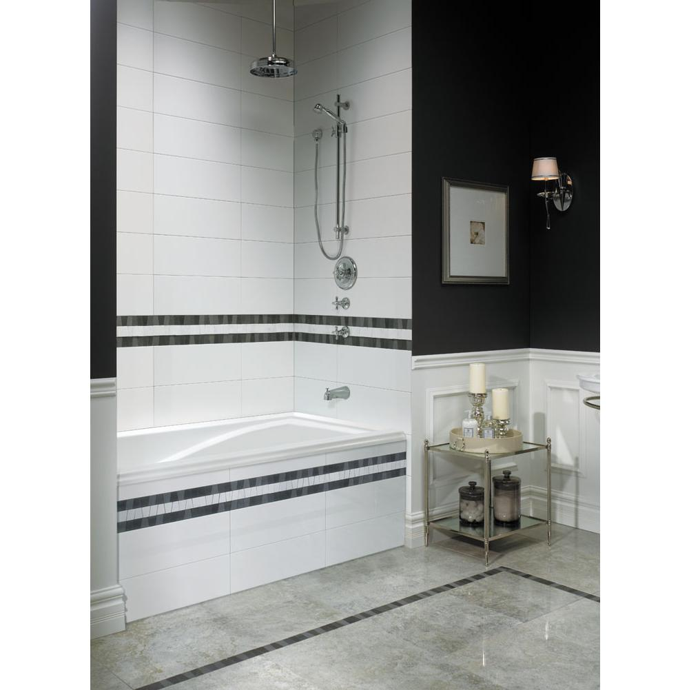 Neptune Three Wall Alcove Soaking Tubs item 10.11728.4000.10