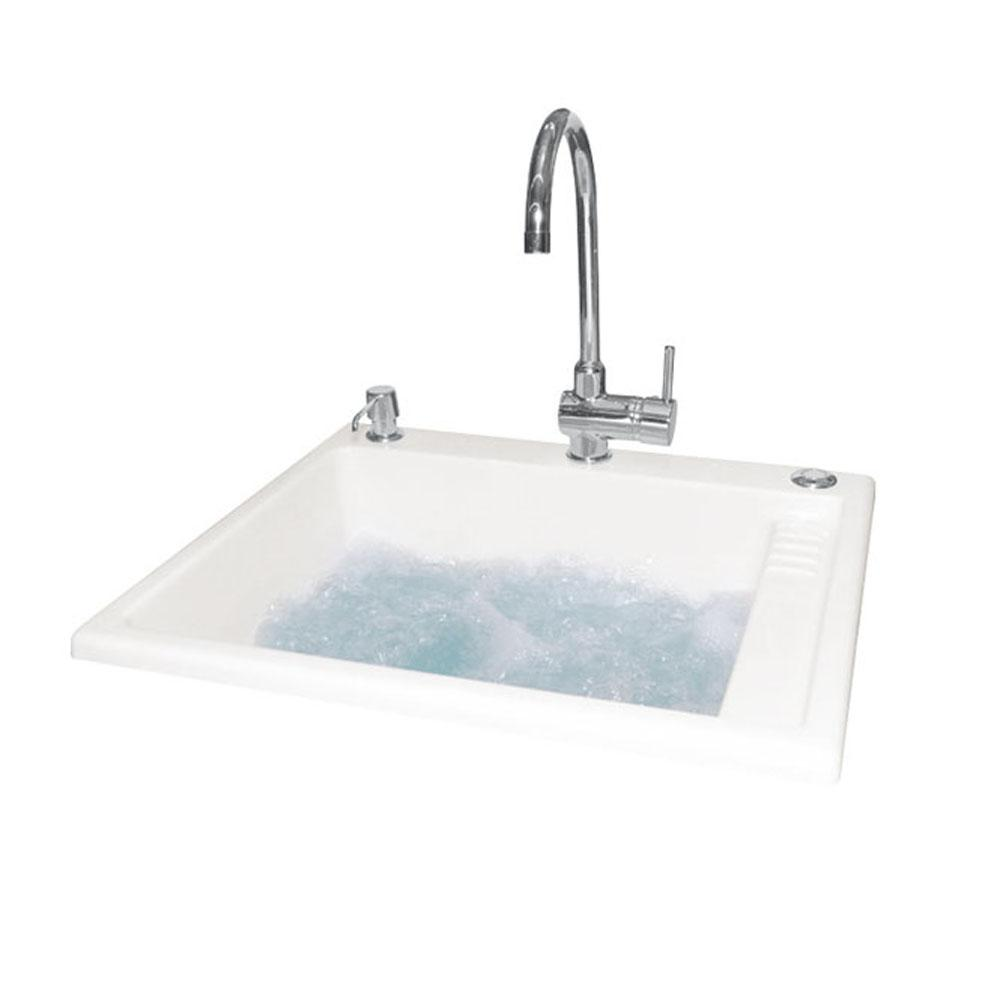 Neptune Drop In Laundry And Utility Sinks item 55.1066.40010.11