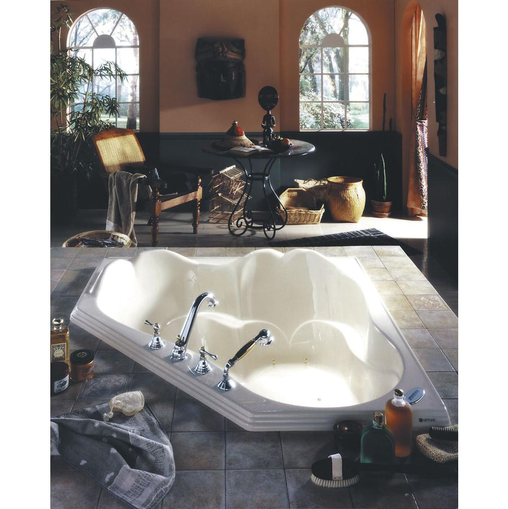 ORPHEE bathtub 54x54, Black