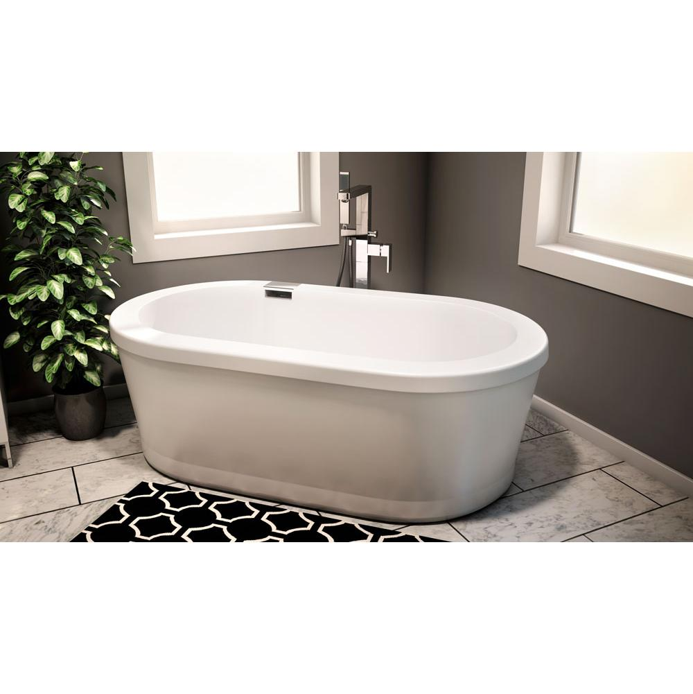 Freestanding RUBY Bathtub 32x60, Mass-Air, Sandbar