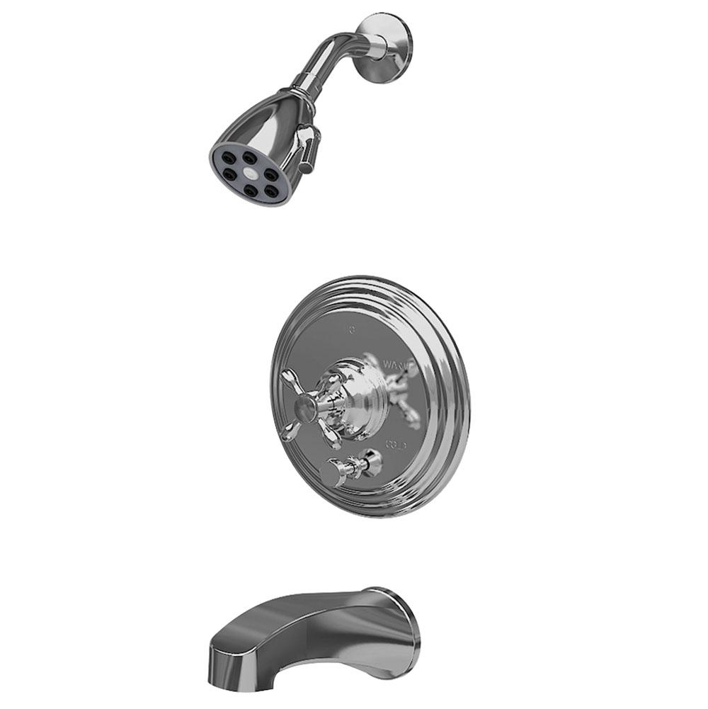 Newport Brass  Tub And Shower Faucets item 3-1642BP/03W
