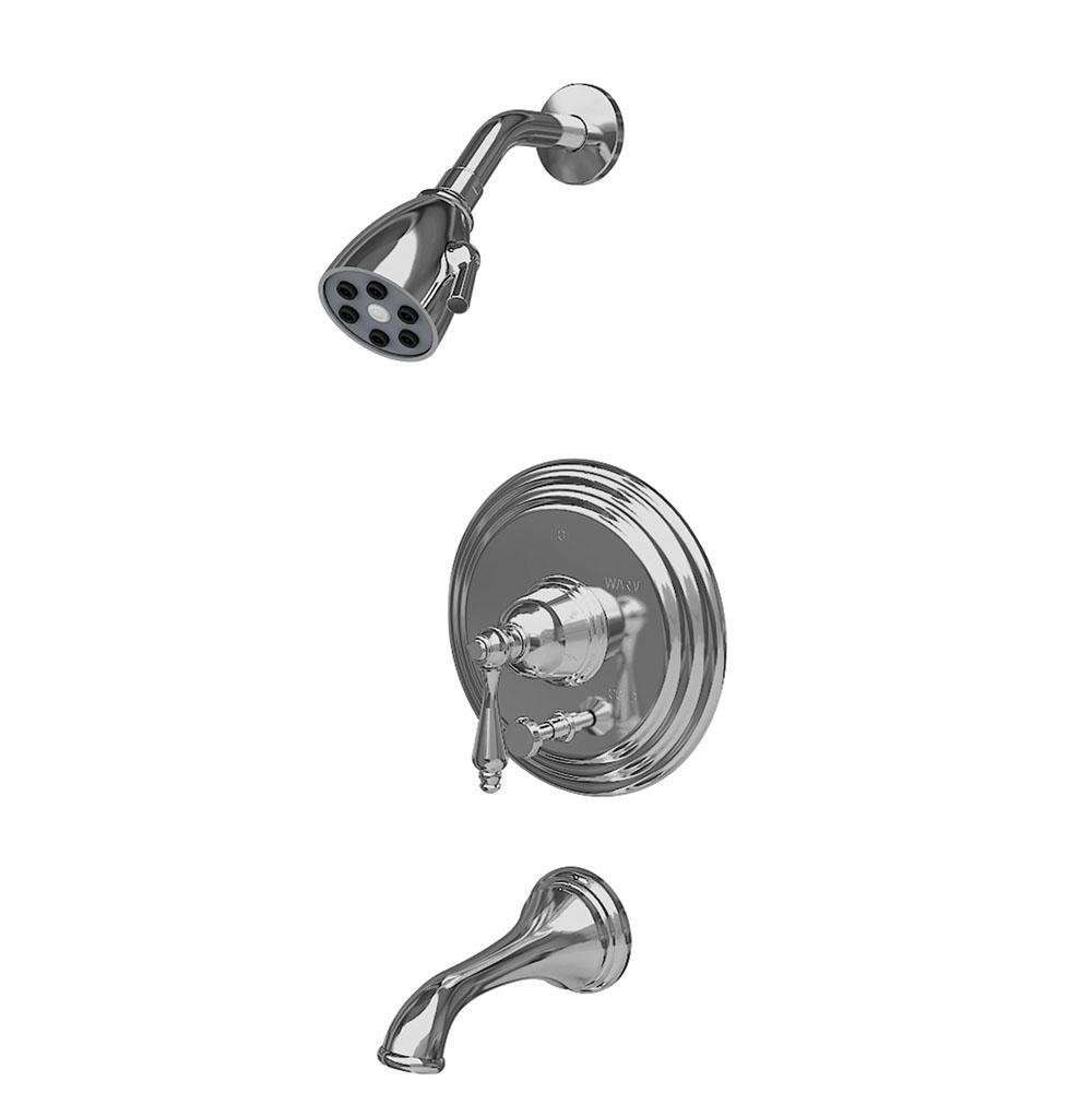 Newport Brass  Tub And Shower Faucets item 3-802BP/24S