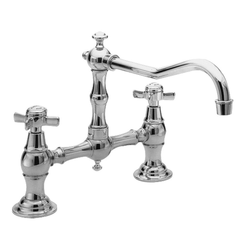 Newport brass 945 06 at decorative plumbing distributors plumbing distributor serving the fremont california area bridge kitchen faucets in a decorative