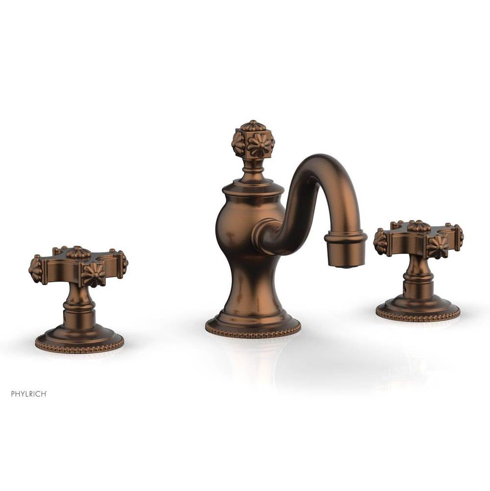 Phylrich Widespread Bathroom Sink Faucets item 162-01/05A