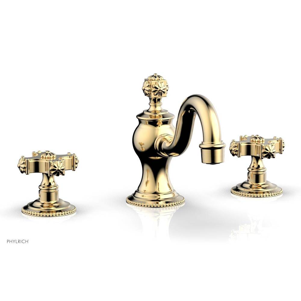 Phylrich Widespread Bathroom Sink Faucets item 162-01/015