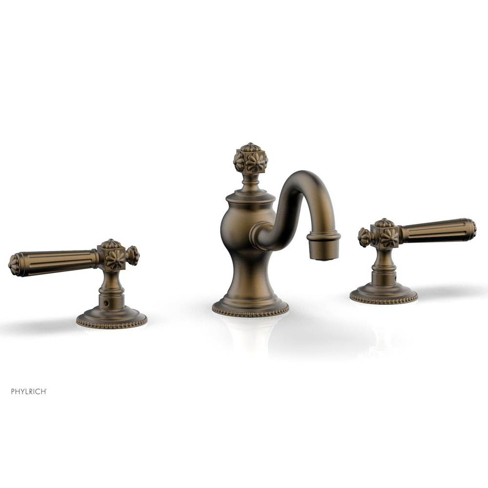 Phylrich Widespread Bathroom Sink Faucets item 162-02/047