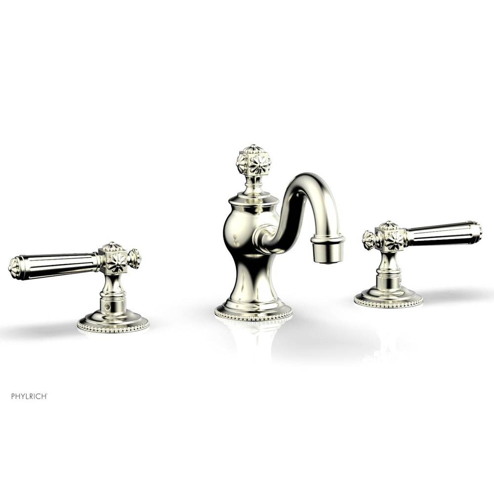 Phylrich Widespread Bathroom Sink Faucets item 162-02/002