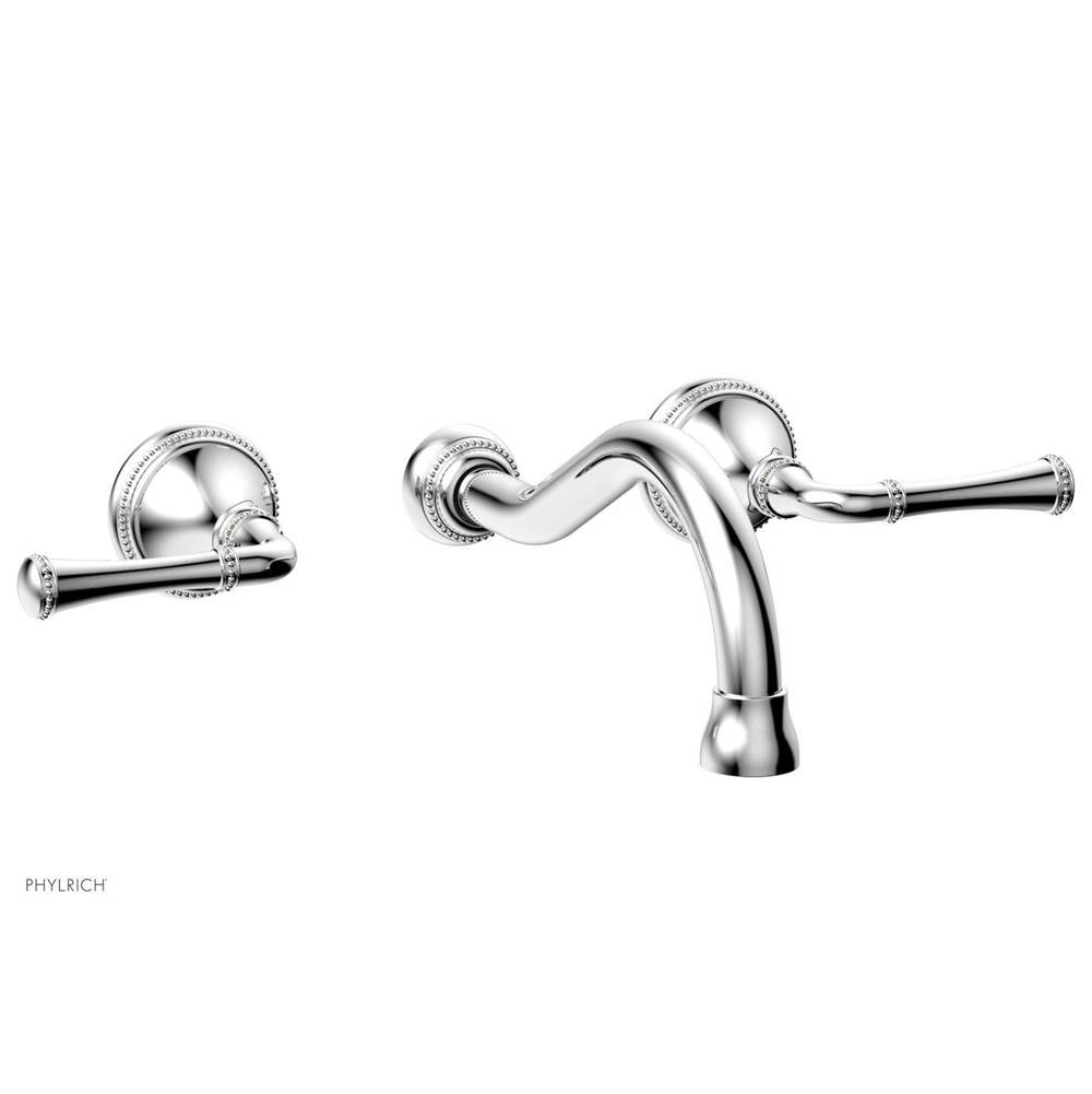 Phylrich Wall Mounted Bathroom Sink Faucets item 207-11/004