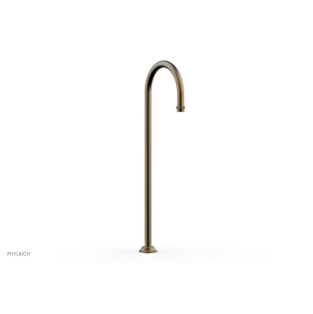 Phylrich Floor Mounted Tub Spouts item 207-44/047