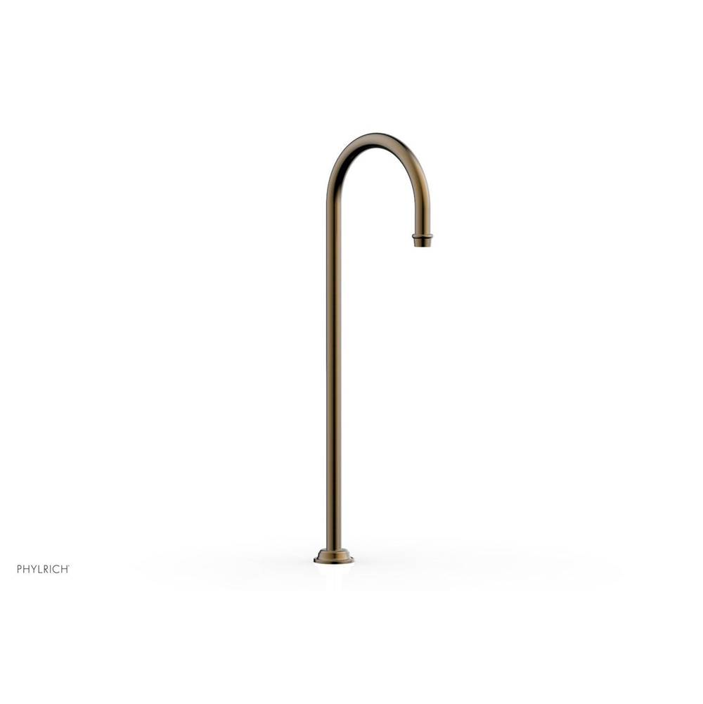 Phylrich Floor Mounted Tub Spouts item 208-44/047