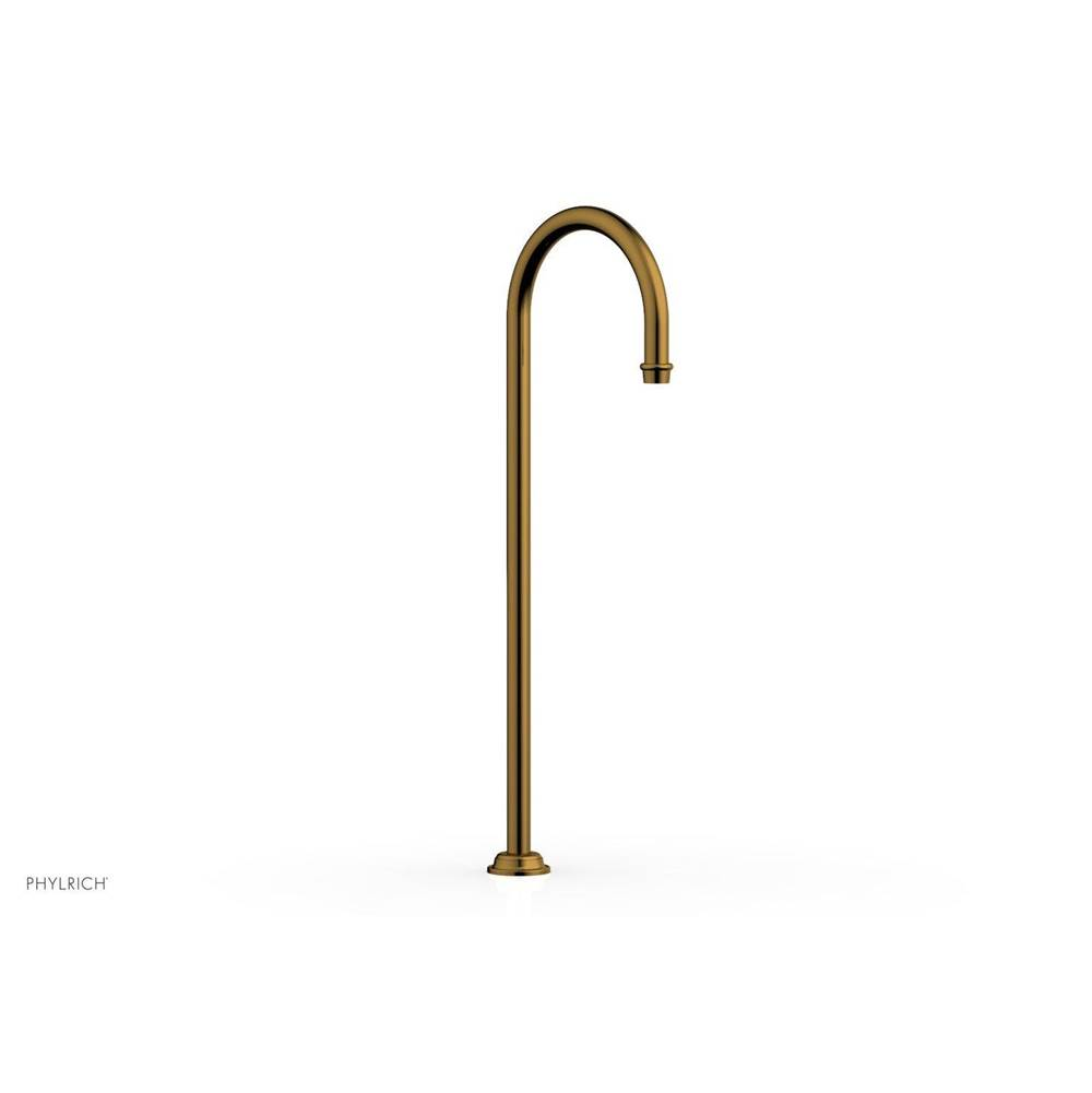 Phylrich Floor Mounted Tub Spouts item 208-44/025