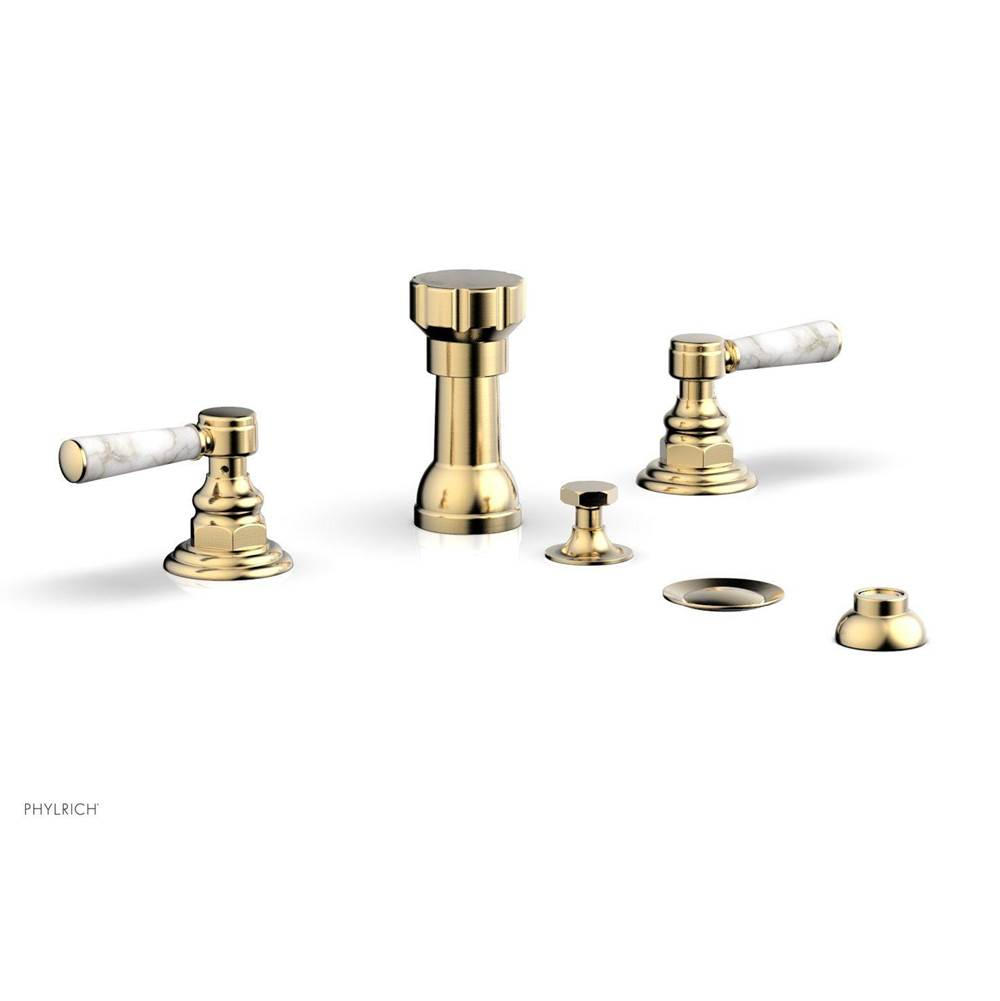 Phylrich Sets Bidet Faucets item 500-62/004