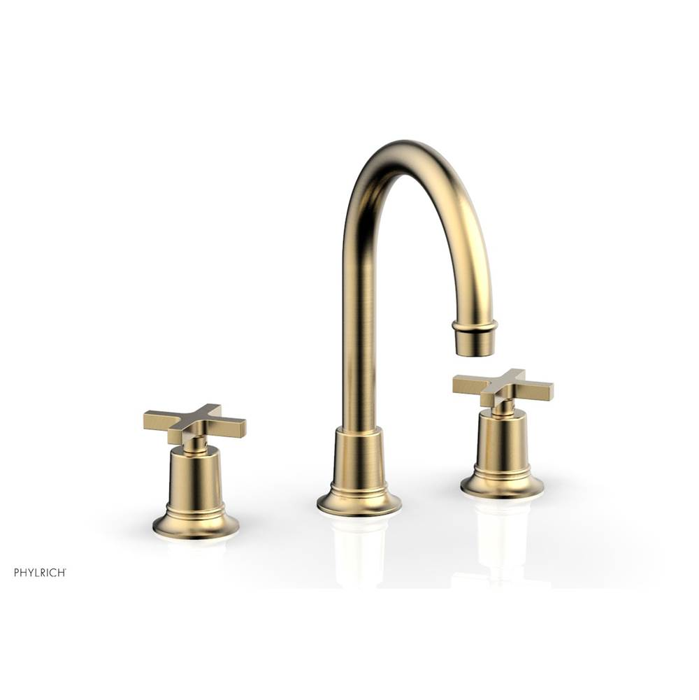 Phylrich Widespread Bathroom Sink Faucets item 501-03-004