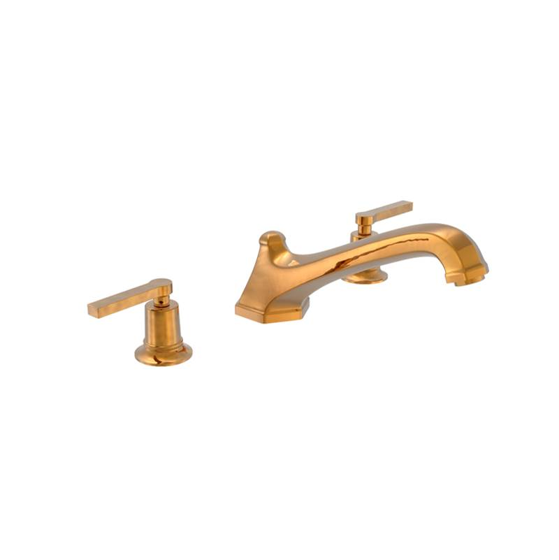 Phylrich Widespread Bathroom Sink Faucets item 501-41/OEB