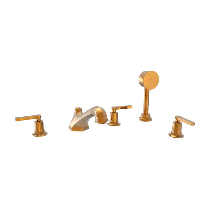 Phylrich Widespread Bathroom Sink Faucets item 501-49/080